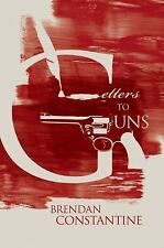 LETTERS TO GUNS - NEW PAPERBACK BOOK