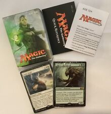 Magic The Gathering Welcome Deck 2016 - Aegis Angel & Soul of the Harvest