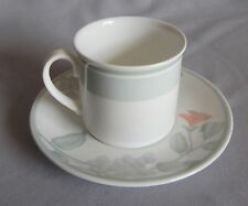 Cup & Saucer Villeroy & Boch China Rondo & Aria Patterns