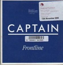 (BZ979) Captain, Frontline - 2006 DJ CD