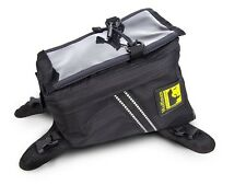 Wolfman Motorcycle Luggage - Enduro Tank Bag V17 6L Off Road M/Cross Trail