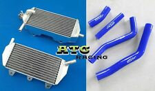 For YAMAHA YZF450 YZ450F 10 11 12 2010 2011 2012 Aluminum Radiator and Hose