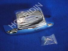 v twin Harley Davidson chrome rear fender tip shovelhead panhead  67 - 72 fl