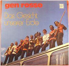 Gen Rosso, Das Gesicht unserer Erde, VG/VG, LP (5673)