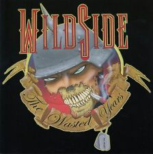 Wildside The Wasted Years Glam RLS Glam Hard Rock Neu New Sealed