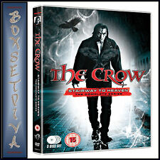 THE CROW - STAIRWAY TO HEAVEN - THE COMPLETE SERIES **BRAND NEW DVD BOXSET ***