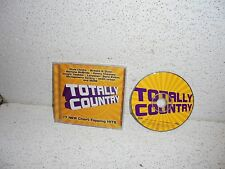 Totally Country Compilation CD Compact Disc  RARE Blake Shelton Trick Pony