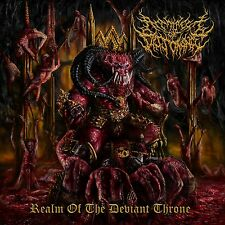 ARCHITECT OF DISSONANCE CD Realm Of The Deviant Throne (Brutal Slam Death )