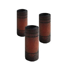 42 x CHIMNEY POTS FOR OO GAUGE 4MM 1:76 MODEL RAILWAY BUILDINGS AX010-OO