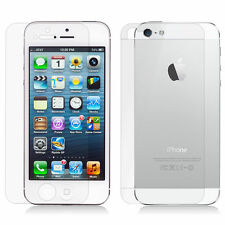 2 SETS Apple iPhone5  5G 5th Full Body FRONT+BACK Protector Film,Clear Screen