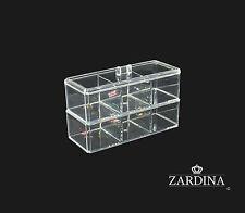 Clear Acrylic Make Up Organiser Storage Box (A7)
