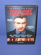 What Just Happened? (DVD, 2009) DVD USA SELLER