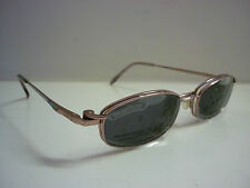 Genuine Designer Glasses Frames By Cool Clip CC826 Clip On Sunglasses in Pink