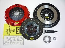 XTD STAGE 2 CLUTCH & CHROME MOLY FLYWHEEL KIT 1985 MR2 GT DOHC 4AGE