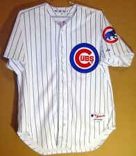 CHICAGO CUBS HENRY RODRIGUEZ GAME WORN MLB JERSEY