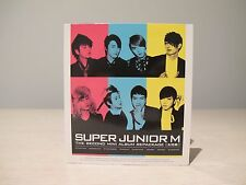 Super Junior M - Perfection Second MINI ALBUM REPACKAGE (CD+DVD+Gift Photo) 太完美