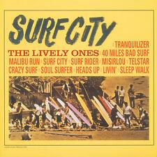 Lively Ones, The - Surf City (Vinyl LP - 1963 - EU - Reissue)