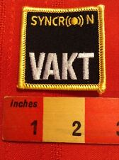 FOREIGN LANGUAGE PATCH (FOR ENGLISH SPEAKERS) SYNCRON VAKT
