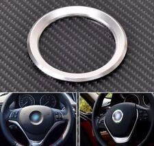 BMW Anneau pour Volant Emblème Chromé BMW E46 E52 E53 E60 F01 F30 F20 F10 F15