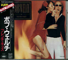 BOB WELCH French Kiss JAPAN Early Press CD 1990 W/Obi FLEETWOOD MAC RARE!