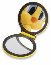 TV CHARACTER LOONEY TUNES TWEETY PIE COMPACT MIRROR 23507
