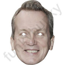Frank Skinner Celebrity Comedian, Writer Card Mask - All Our Masks Are Pre-Cut!