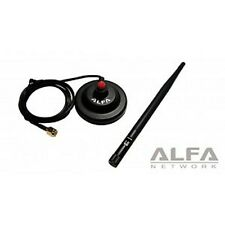 Alfa Network ARS-H002 antenna 5dBi  + base magnetica