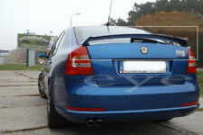 SKODA OCTAVIA 2 MK2 RS LOOK REAR ROOF SPOILER