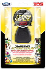 Datel Action Replay for Nintendo 3DS 2DS Power Saves Cheat Codes - NEW!