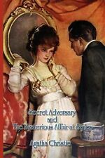 The Secret Adversary and The Mysterious Affair at Styles by Agatha Christie...