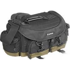 Canon CB3 Pro DSLR camera bag for 5DS R 5D Mark 3 Rebel T6s T6i with zoom lens