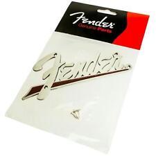 Fender® '63 Flat Amplifier Logo 0994092000