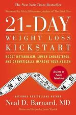 21-Day Weight Loss Kickstart: Boost Metabolism, Lower Cholesterol, and Dramatic