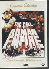DVD - THE FALL OF THE ROMAN EMPIRE / SOPHIA LOREN  - HISTORIC DRAMA ENGLISH