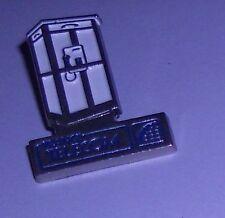 Pin's france télécom / cabine (qualité zamac)