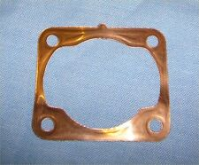 "ZENOAH COPPER BASE GASKET 0.15mm 0.005"" 4 bolt engine pum heli"