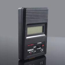 New TM902C Digital LCD Thermometer Temperature Reader Meter Sensor Type K Probe