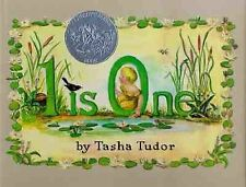 1 Is One by Tasha Tudor (2000, Picture Book)