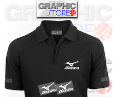 2x MIZUNO Golf Iron on Clothing Decals