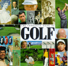 The Complete Book of Golf by Carlton Books Ltd (Hardback, 1997)