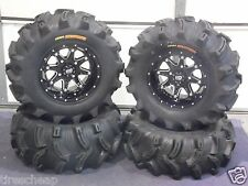 "26"" EXECUTIONER ATV TIRE & STI HD4 WHEEL KIT COMPLETE - LIFETIME WARRANTY IRS1CA"