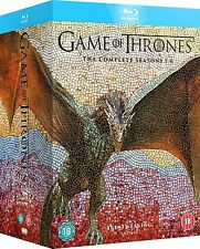 """GAME OF THRONES COMPLETE SEASON 1-6 BOX SET 27 DISC BLU-RAY RB """"NEW&SEALED"""""""