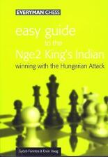 Easy Guide to the Nge2 King's Indian by Gyozo Forintos and Ervin Haag CHESS