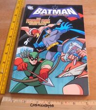 Batman The Brave and the Bold Fearsome Fans strike again TPB comic HTF