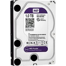 "Western Digital HDD 1TB SATA 6Gb/s IntelliPower 64MB 3.5"" Purple Bulk WD10PURX"