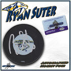 "RYAN SUTER Signed NASHVILLE PREDATORS Puck w/COA ""NEW"""