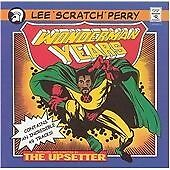 LEE SCRATCH PERRY THE UPSETTER  THE WONDERMAN YEARS - 2002 SANCTUARY/TROJAN 2xCD