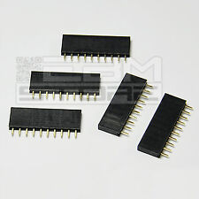 5 pz Connettori strip line 10 poli femmina arduino - ART. AV05