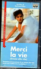 MERCI LA VIE  (1991) - VHS Columbia Pct. - BERTRAND BLIER - NEW cellofanata