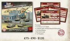 Flames of War Team Yankee BNIB Potecknov's Bears (Army Deal) TSUAB1